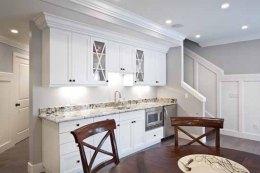 Bsmt remodel kitchen
