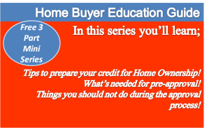 Homebuyerprocess.com Home Buyers Education Guide